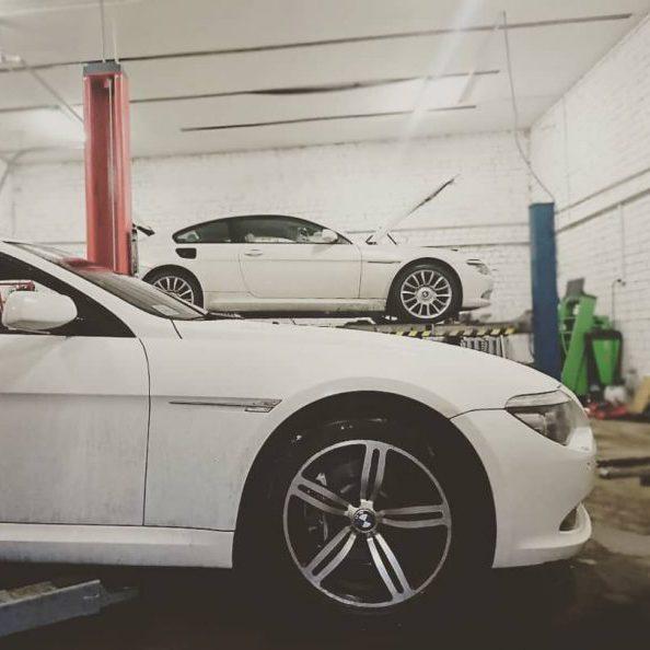 BMW 6 серии E63