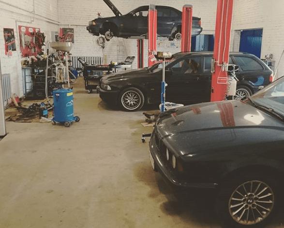BMW 5 серии e34, e39